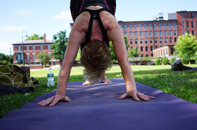 Lowell Chelmsford MA Shining Heart Yoga